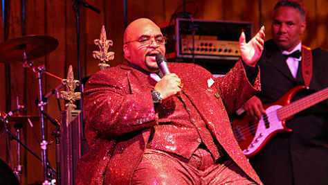 Rock: Solomon Burke Rocks Tramps