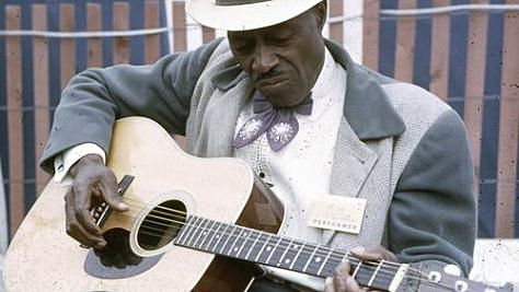 Blues: Son House at Ash Grove, '68