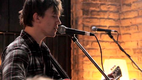 Video: Velvet Viking Sondre Lerche at SXSW