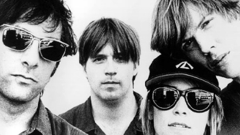 Sonic Youth at Shoreline in '91