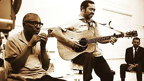 Blues: Sonny Terry & Brownie McGhee Hootin'