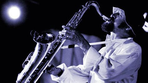 Jazz: Sonny Rollins Quintet in NYC, '73