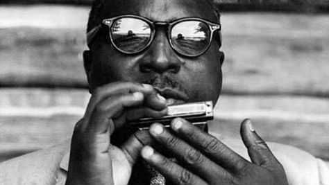 Sonny Terry's Hootin' Hollerin' Blues
