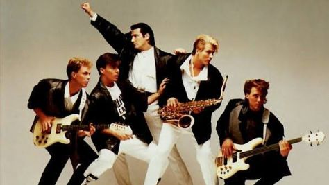 Rock: Spandau Ballet's New Romantic Reunion
