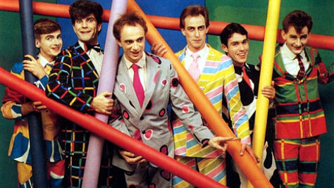Rock: New Release: Split Enz at Paradise, 1980