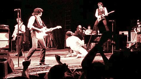 Rock: Video:  Springsteen in Passaic, '78
