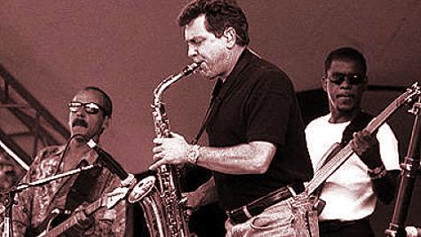 Jazz: Spryo Gyra at Newport '89