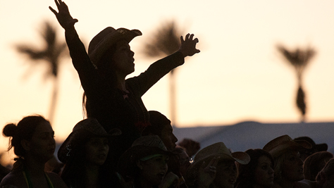 2013 Stagecoach Festival Playlist