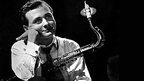 Stan Getz at '64 Newport