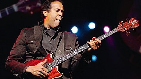 Jazz: Video: Stanley Clarke at Newport '03