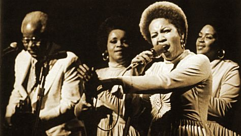 The Staple Singers at the Fillmore, '68