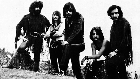 Steppenwolf's Heavy Metal Thunder