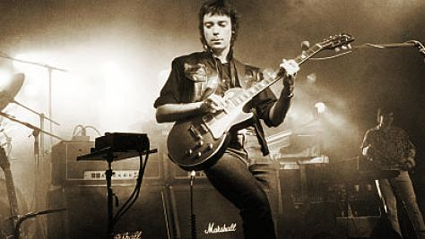Rock: NEW: Steve Hackett's Prog-Rock Anthems
