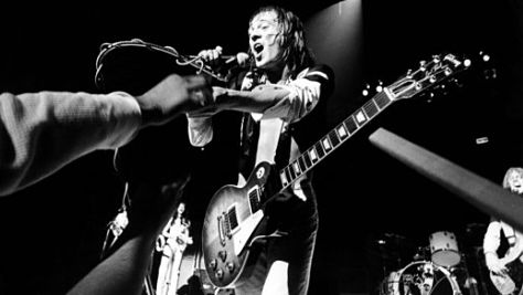 Rock: Humble Pie at Winterland, 1973
