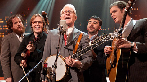 Folk & Bluegrass: Video: Steve Martin's Bluegrass Fix