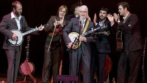 Folk & Bluegrass: Steve Martin & the Steep Canyon Rangers