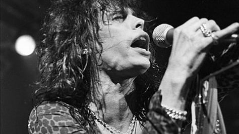 Aerosmith Rocks Central Park, '75