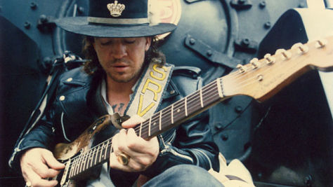 Stevie Ray Vaughan's Searing Six Strings