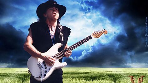 Stevie Ray Vaughan In Memoriam