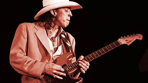 Rock: Stevie Ray Vaughan Digs In