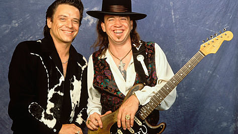Rock: Stevie Ray & Jimmie Heat Up Austin