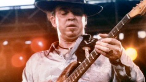 Blues: Stevie Ray Live in Texas