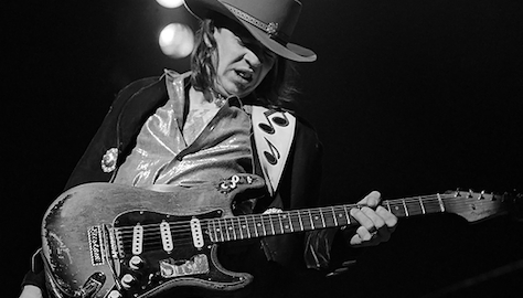 Stevie Ray Vaughan Opens Up