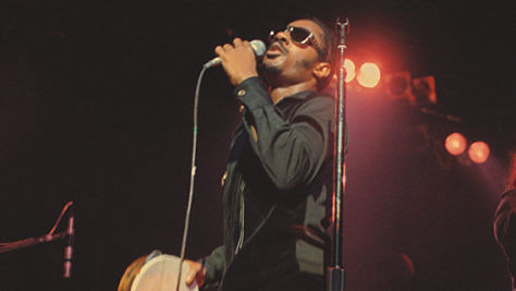 Stevie Wonder at Winterland
