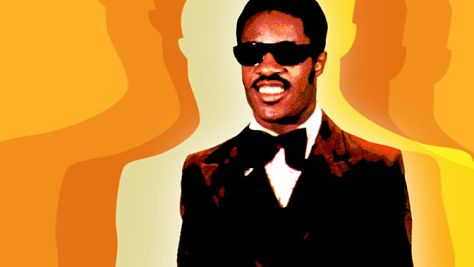 Stevie Wonder Dazzles the Winterland