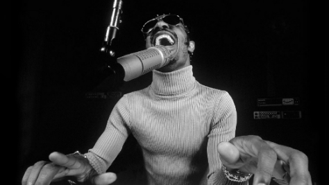 Friday Funk: Stevie Wonder