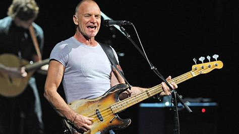 Happy Birthday, Sting!