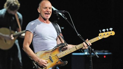 Rock: Happy Birthday, Sting!