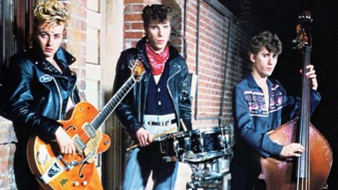 New Release: Stray Cats in Nashville, '83