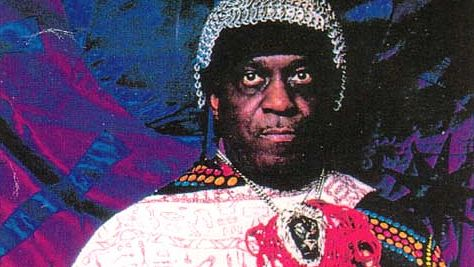 Sun Ra Records 'The Magic City'