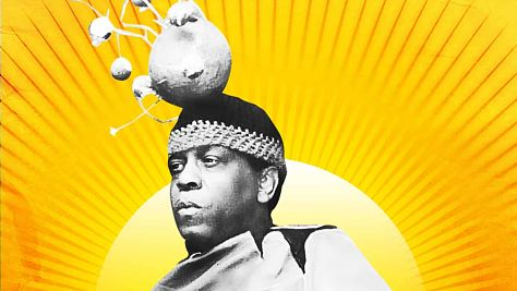 Jazz: Sun Ra Arkestra at Carnegie Hall, '73