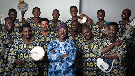 Folk & Bluegrass: King Sunny Ade's Infectious Juju Music