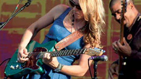 Blues: Video: Susan Tedeschi at Newport '07