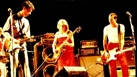 Video: Talking Heads in Concert, '80