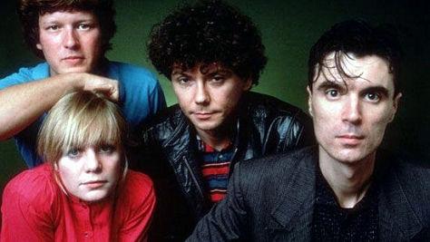 Rock: Talking Heads Debut 'Remain in Light'