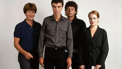 A Talking Heads Playlist