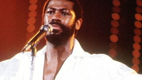 Teddy Pendergrass's Smooth Soul Groove