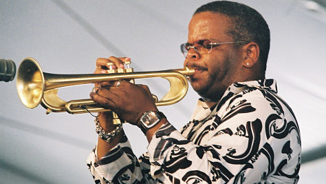 Jazz: Terence Blanchard at Newport '03