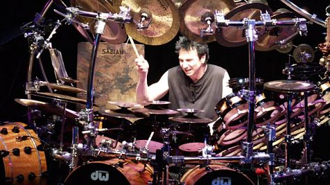 Rock: Terry Bozzio with Missing Persons, 1982