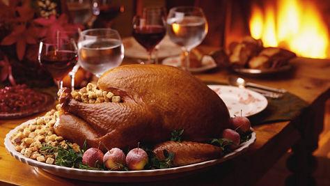 Rock: Gigging on Thanksgiving Day