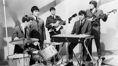 Rock: The Animals Reunion, '83
