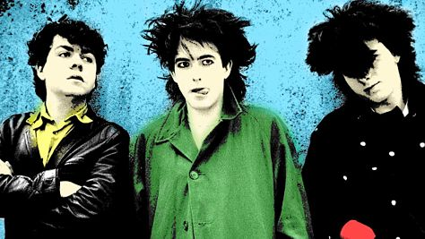 The Cure Hits 'The Top'