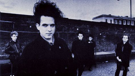 Rock: The Cure Courts a Dark Muse in D.C.