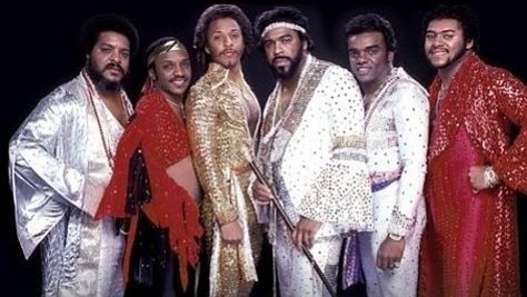 Rock: The Isley Brothers at the Palace Theatre