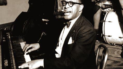 Jazz: Willie 'The Lion' Smith at Hampton Jazzfest
