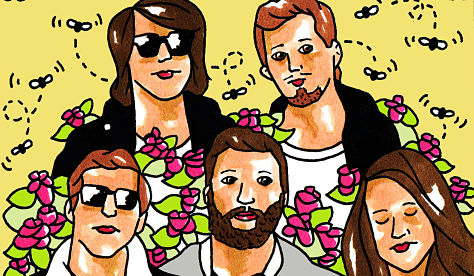 Guest Playlist: The Maine
